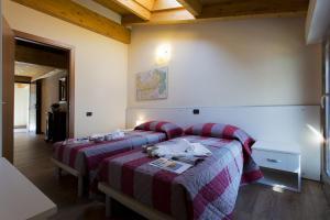 Casa Attico Al Porto, Ferienwohnungen  Pianello Del Lario - big - 22