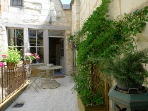 Gite Nuance, Case vacanze  Saint-Aignan - big - 15