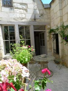 Gite Nuance, Case vacanze  Saint-Aignan - big - 16