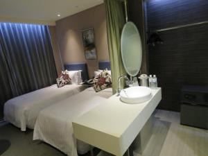 AT Boutique Hotel, Hotel  Taipei - big - 53