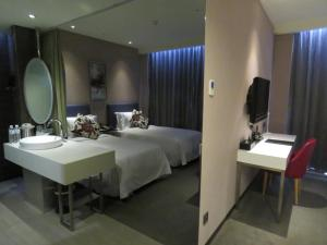 AT Boutique Hotel, Hotel  Taipei - big - 52
