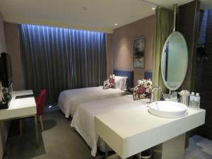 AT Boutique Hotel, Hotels  Taipei - big - 27