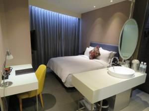 AT Boutique Hotel, Hotels  Taipei - big - 54
