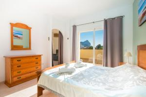 Abahana Villas Hawaii, Ville  Calpe - big - 14