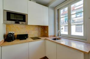 Casas da Baixa - Jules & Madeleine, Appartamenti  Lisbona - big - 83