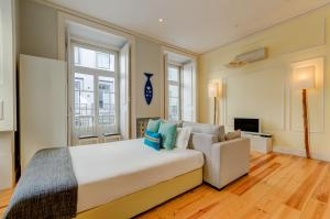 Casas da Baixa - Jules & Madeleine, Appartamenti  Lisbona - big - 98