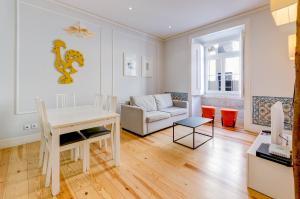 Casas da Baixa - Jules & Madeleine, Appartamenti  Lisbona - big - 2