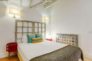 Casas da Baixa - Jules & Madeleine, Appartamenti  Lisbona - big - 117