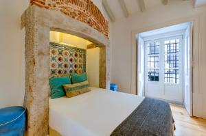 Casas da Baixa - Jules & Madeleine, Appartamenti  Lisbona - big - 123