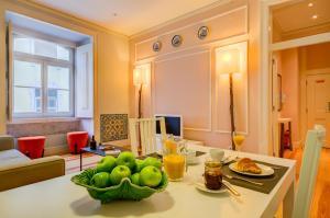 Casas da Baixa - Jules & Madeleine, Appartamenti  Lisbona - big - 129