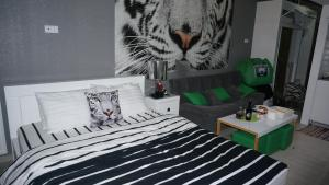 White Tiger in New Gudauri II, Apartmány  Gudauri - big - 14