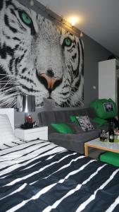 White Tiger in New Gudauri II, Apartmány  Gudauri - big - 6