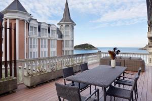 Miraconcha Terrace Apartment by FeelFree Rentals, Appartamenti  San Sebastián - big - 17