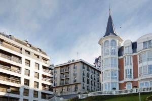 Miraconcha Terrace Apartment by FeelFree Rentals, Appartamenti  San Sebastián - big - 4