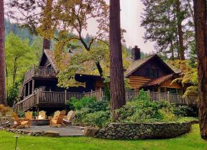 Weasku Inn, Отели  Grants Pass - big - 72