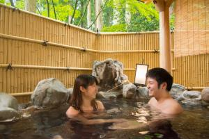 Ichirino Kogen Hotel Roan, Рёканы  Hakusan - big - 9