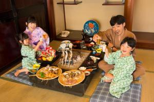 Ichirino Kogen Hotel Roan, Рёканы  Hakusan - big - 11