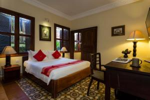 HanumanAlaya Colonial House, Hotel  Siem Reap - big - 19