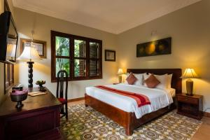 HanumanAlaya Colonial House, Hotel  Siem Reap - big - 20