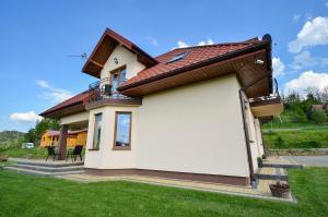 Pensjonat Na Zielonym Wzgórzu, Гостевые дома  Zawóz - big - 34