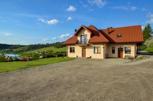 Pensjonat Na Zielonym Wzgórzu, Гостевые дома  Zawóz - big - 33