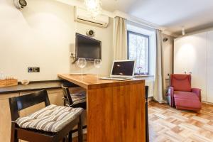 Daily Rooms Apartment at Balchug Island, Ferienwohnungen  Moskau - big - 20