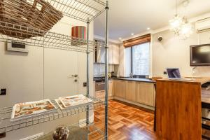 Daily Rooms Apartment at Balchug Island, Ferienwohnungen  Moskau - big - 22