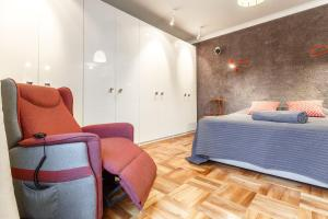 Daily Rooms Apartment at Balchug Island, Ferienwohnungen  Moskau - big - 30