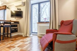 Daily Rooms Apartment at Balchug Island, Ferienwohnungen  Moskau - big - 37