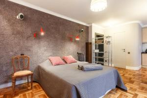 Daily Rooms Apartment at Balchug Island, Ferienwohnungen  Moskau - big - 46