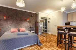 Daily Rooms Apartment at Balchug Island, Ferienwohnungen  Moskau - big - 48