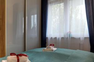 Aparthotel Marina Jastarnia, Apartmanhotelek  Jastarnia - big - 3