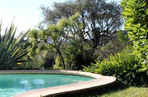 Villa l'Ara, Виллы  Ванс - big - 5