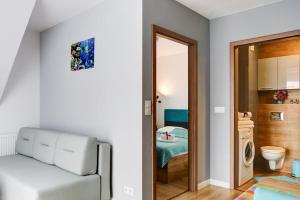 Aparthotel Marina Jastarnia, Apartmanhotelek  Jastarnia - big - 10
