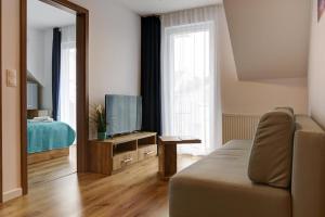 Aparthotel Marina Jastarnia, Apartmanhotelek  Jastarnia - big - 11