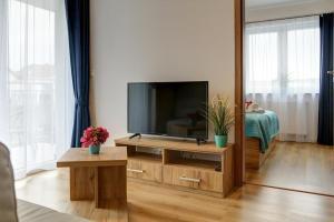 Aparthotel Marina Jastarnia, Aparthotely  Jastarnia - big - 15