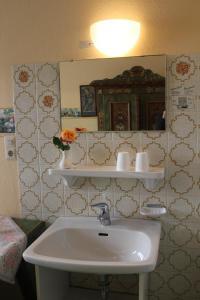 ツインルーム 共用バスルーム