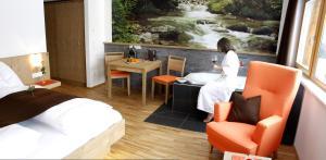 Almfrieden Hotel & Romantikchalet, Отели  Рамзау-ам Дахштайн - big - 11