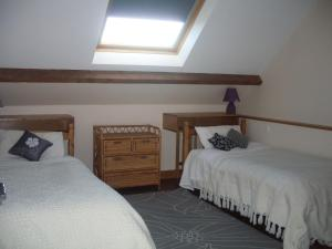 La Poire Grange, Bed & Breakfasts  Villedieu-les-Poëles - big - 7