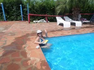 Hotel Rural San Ignacio Country Club, Ferienhöfe  San Ygnacio - big - 43