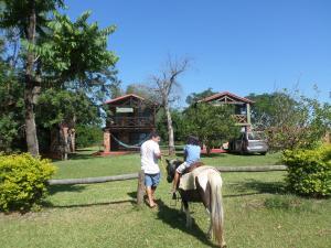 Hotel Rural San Ignacio Country Club, Ferienhöfe  San Ygnacio - big - 41