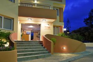 Iolkos Hotel Apartments, Apartmanhotelek  Káto Daráco - big - 81