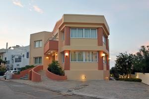 Iolkos Hotel Apartments, Apartmanhotelek  Káto Daráco - big - 78