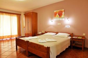 Iolkos Hotel Apartments, Apartmanhotelek  Káto Daráco - big - 48