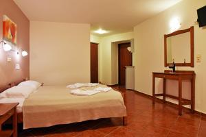Iolkos Hotel Apartments, Apartmanhotelek  Káto Daráco - big - 21