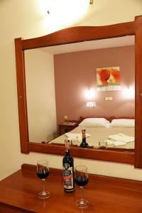 Iolkos Hotel Apartments, Apartmanhotelek  Káto Daráco - big - 20