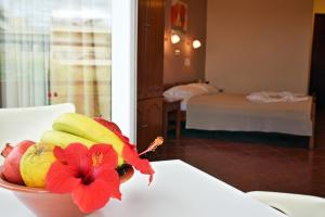 Iolkos Hotel Apartments, Apartmanhotelek  Káto Daráco - big - 54