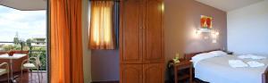 Iolkos Hotel Apartments, Apartmanhotelek  Káto Daráco - big - 29