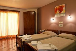 Iolkos Hotel Apartments, Apartmanhotelek  Káto Daráco - big - 26