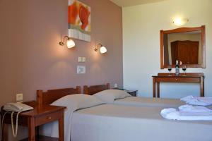 Iolkos Hotel Apartments, Apartmanhotelek  Káto Daráco - big - 25